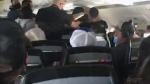 Number of unruly airline passengers on the rise