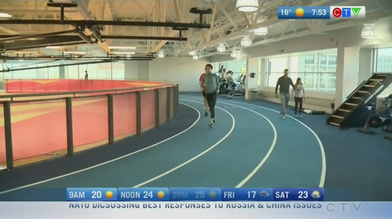 Living Well: Manitoba 55+ Games