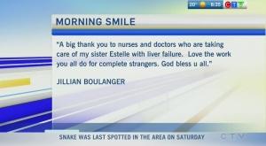 Morning Smile for June 14, 2021