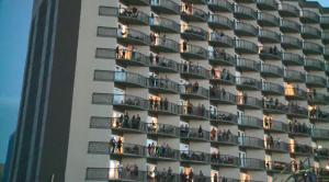 krugofest hotel view