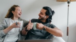 """It can be tempting to tell our family and friends who are feeling down to just """"be positive"""" and """"look on the bright side."""" However, one expert says that these phrases could actually do more harm to our loved ones' mental health. (Pexels)"""