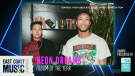 Neon Dreams takes home Album of the Year at the 2021 East Coast Music Awards. (Photo via Youtube / East Coast Music Awards)