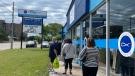 St. Vincent de Paul store and donation centre in Windsor, Ont., on Monday, June 14, 2021. (Melanie Borrelli / CTV Windsor)