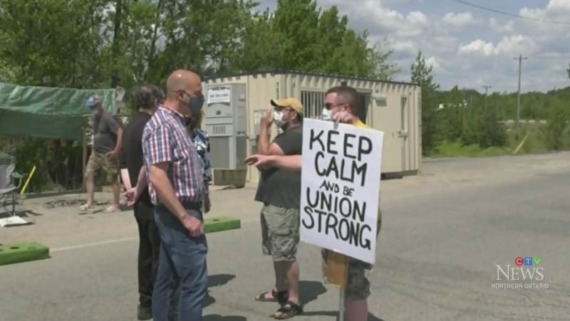 Sudbury steelworkers meeting to discuss new offer