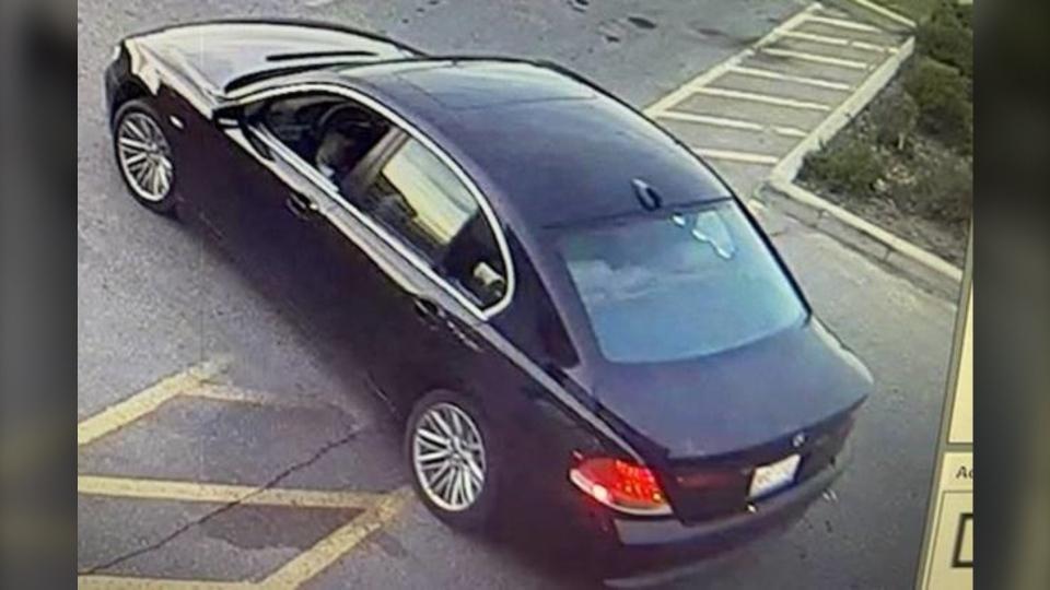 suspect vehicle, stolen, High River,