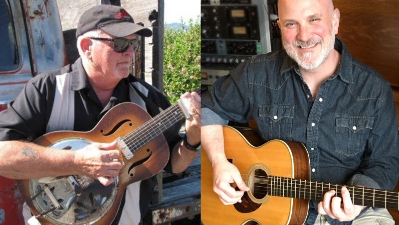 Jubefest in the main parking lot of the Southern Alberta Jubilee Auditorium will include performances by Tim Williams (June 25) and Dave D.B. Morton (June 26) (supplied images)