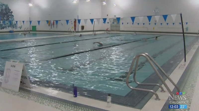 Recreation centres reopening