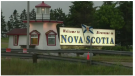 File image of the Nova Scotia border.