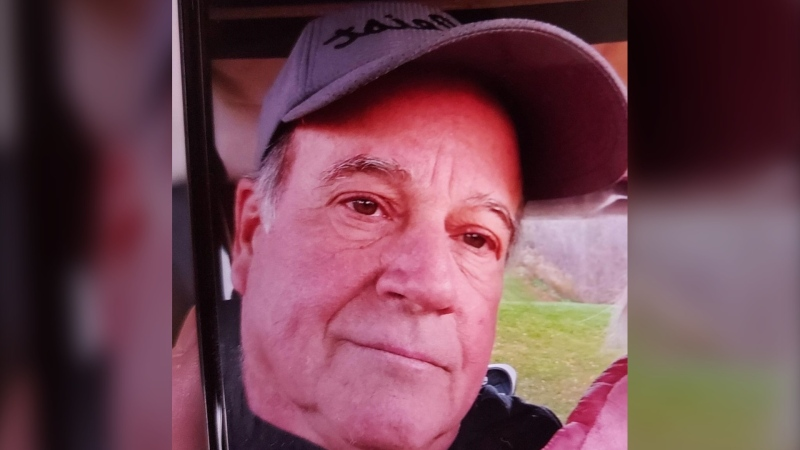 63-year-old Bruce Page has been missing since Fri., June 11, 2021 from the Colborne Street and 8th Line area of Bradford. (South Simcoe Police/SUBMITTED)