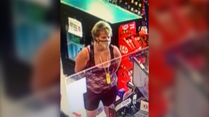 CK Police asking to help identify this woman (Courtesy: Chatham-Kent Police)