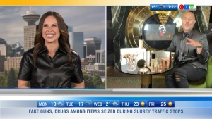 CTV Morning Live: ICONIC London Beauty Expert, John Paul Ricchio gives us a look at their new products