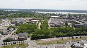 The Lachine borough (City of Montreal)