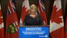 Lisa Macleod, Ontario Sport Minster makes an announcement on June 14, 2021. (Zoom)