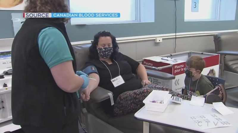 More plasma donors needed in Canada
