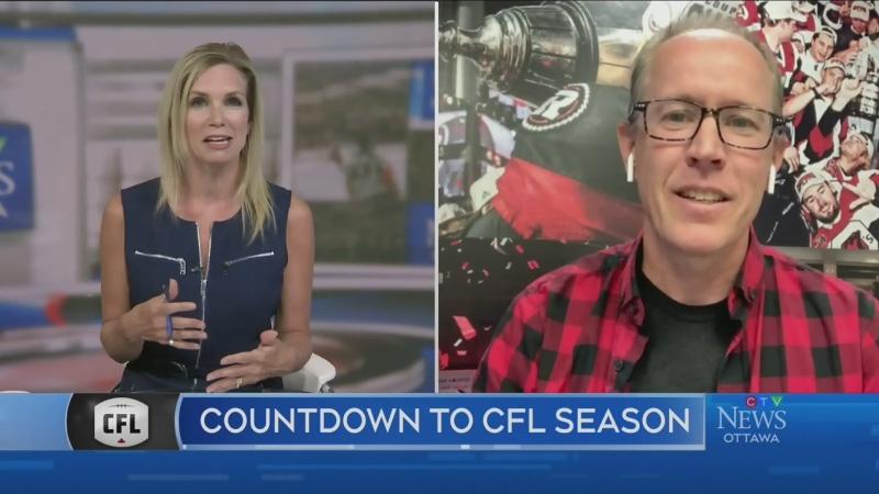 Redblacks prepare for CFL season