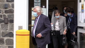 Linda O'Leary boat crash trial underway (Mike Arsalides/CTV)
