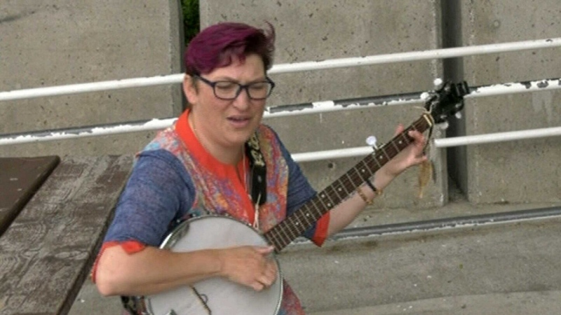 Album by North Bay singer receives honour