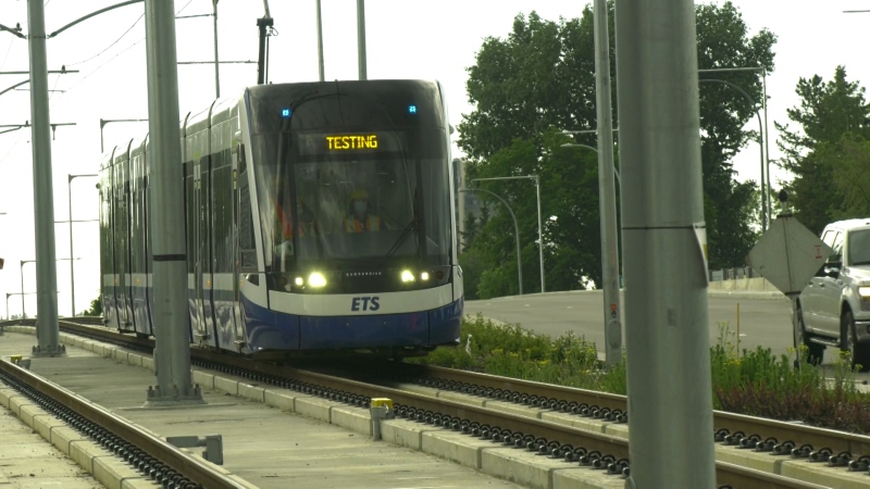 The company in charge of building and maintaining Edmonton's southeast Valley Line LRT said on Monday that the project has now reached its safety and communications systems testing phase and that the new line will be operational by late 2021. (CTV News Edmonton)