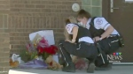 Suspects in RCMP officer's death in court