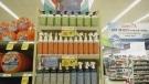 Soap company makes a splash