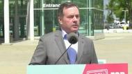 Alberta announces $1 million lottery for vaccine