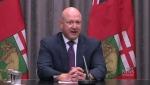 Delta variant concerns in Manitoba