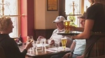 Hospitality industry celebrating reopening plans