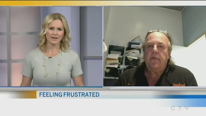 CTV Morning Live Schwan June 15