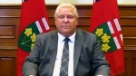 Ford makes announcement on residential schools