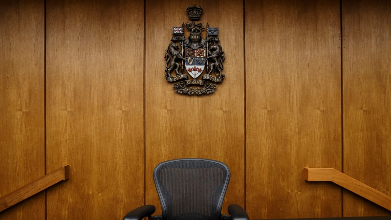 The Law Society of Alberta has sanctioned lawyer Karen Herrington of Sherwood Park, Alta., for bringing the administration of justice into disrepute and failing to provide competent legal services after she allowed sexually explicit photos of a woman to be included as part of an affidavit in a custody case. (THE CANADIAN PRESS/Jason Franson)