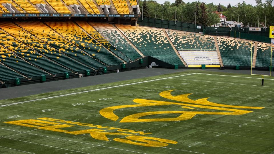 Commonwealth Stadium - Edmonton Elks