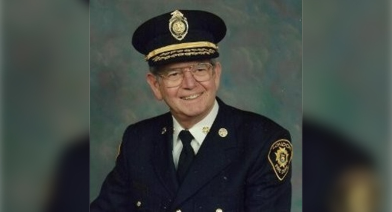 Jim Fitzgerald, former London, Ont. fire chief. (Source: London Fire Department / Twitter)