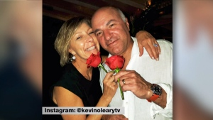 A man involved in a deadly boat crash in central Ontario two years ago says the vessel's lights were on when it was struck by another boat captained by Linda O'Leary.