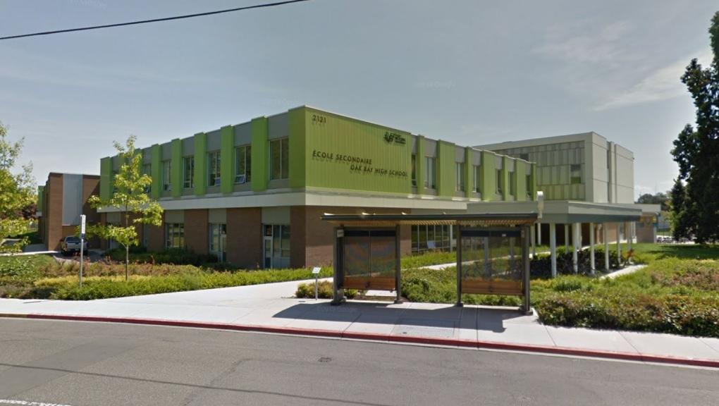 oak bay high school