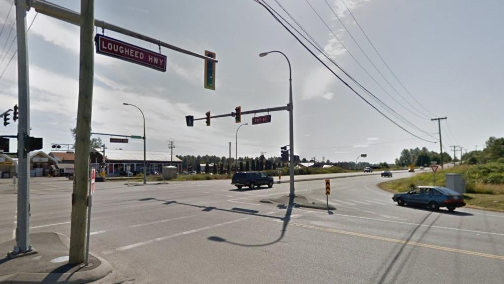 Lougheed Highway and 287 Street