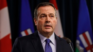 Kenney on proposed Harper-era niqab ban