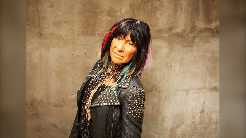 Iconic singer songwriter Buffy Saint Marie will be part of the National Music Centre's Speak Up! exhibition starting June 21 in Calgary