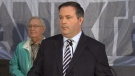 2015: Kenney says face coverings are 'medieval'