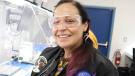 Teacher Indigenizing STEM classes