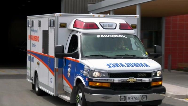 peel paramedics