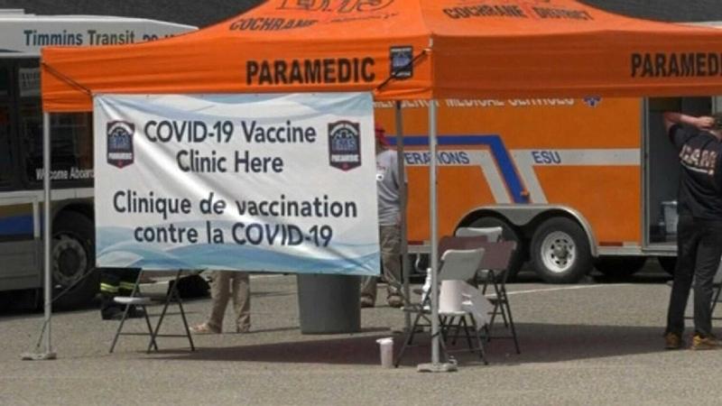 Porcupine Health Unit touts vaccinations