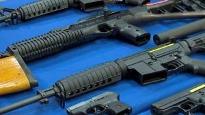 Gun trafficking