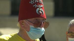 Man raises funds for children's hospital