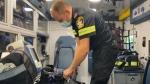 Peel ambulance drivers