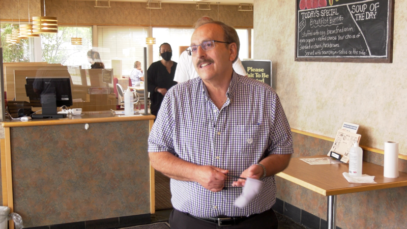 Over the 49 years he worked at Phil's Restaurant, Tony  Aiuto saw hundreds of young staffers walk through the doors. He says for many, as it was for him, the restaurant business was a stepping stone for personal development.