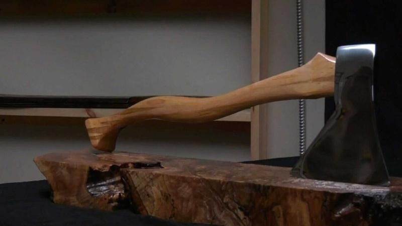 Custom axes worth thousands stolen