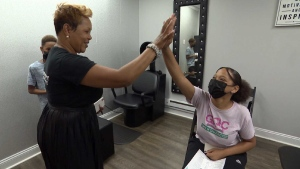 Staff at Black-owned barber shops and hair salons are being trained to provide accurate vaccination information, and even administer shots, in U.S. cities where COVID-19 vaccination rates are lagging due, in part, to historic disinformation and distrust. (CTV News)