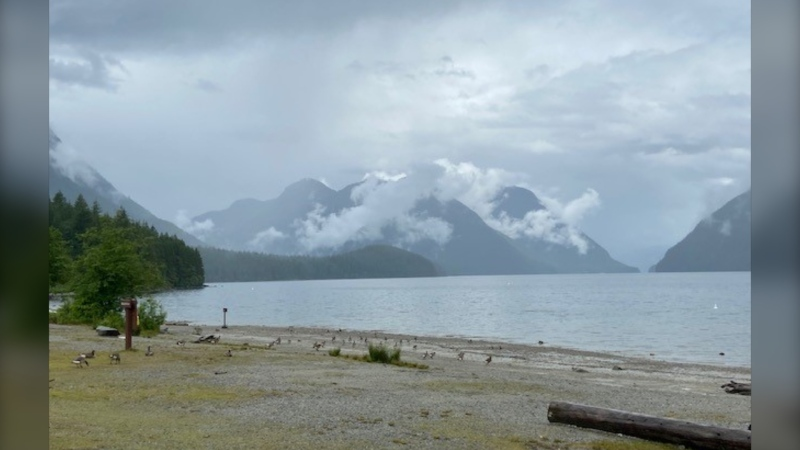 Golden Ears Provincial Park is pictured on Tuesday, June 15, 2021. (Michele Brunoro / CTV News Vancouver)