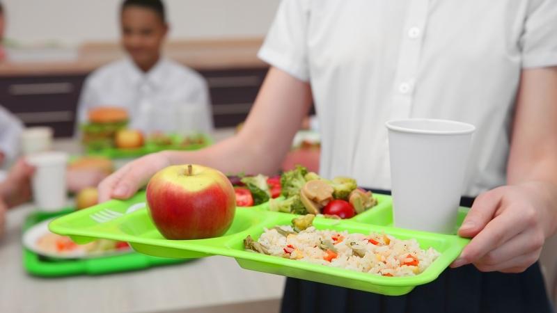 food at schools