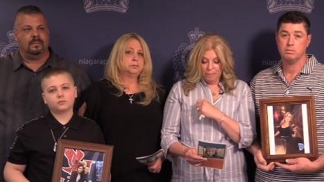 Family of Juliana Pannunzio